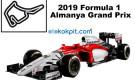 2019 Formula 1 Almanya Grand Prix Hangi Gün Saat Kaçta