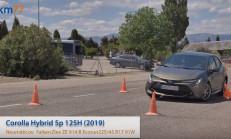 2019 Yeni Toyota Corolla Geyik Testi Yayınlandı