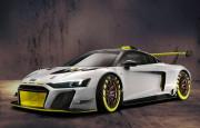 Pist Canavarı 2020 Audi R8 LMS GT2 Tanıtıldı