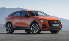 2020 Yeni Audi Q3 Sportback Özellikleri ile Tanıtıldı