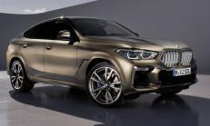 2020 Yeni Kasa BMW X6 (G06) Teknik Özellikleri Açıklandı