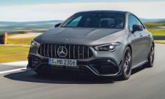 2020 Yeni Kasa Mercedes-AMG CLA45 S 4Matic Teknik Özellikleri