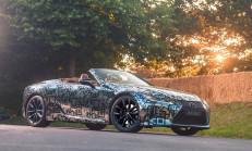 2020 Yeni Lexus LC Cabrio Geliyor