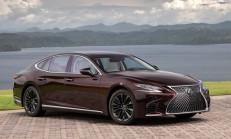 2020 Yeni Lexus LS 500 Inspiration Serisi Özellikleriyle Tanıtıldı