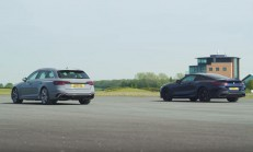 Hangisi Geçer? Audi RS4 – BMW M850i