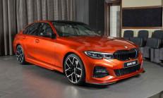 Abu Dabi Motors'un Yeni Oyuncağı: BMW 330i G20