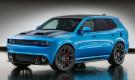 Dodge Challenger'ın SUV'u Olsaydı?
