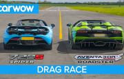 Hangisi Geçer? Lamborghini Aventador S Roadster – McLaren 720S Spider