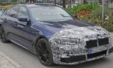Makyajlı 2020 BMW 5 Serisi Sedan Görüntülendi