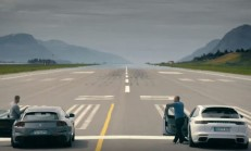 Hangisi Daha Hızlı? Porsche Panamera Turbo Sport Turismo – Ferrari GTC4Lusso V12