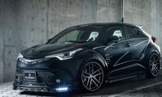 Rowen Tuning 2019 Toyota C-HR Body Kiti Tanıtıldı
