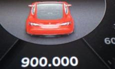 Almanlar, Tesla Model S ile 900 Bin Km Yol Yaptı!