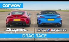 Hangisi Geçer? Toyota Supra – BMW Z4