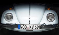 Volkswagen Beetle İçin Pek Bilinmeyen 10 Özel Bilgi