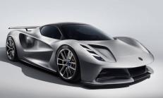 2000 PS'lik Yeni Lotus Evija Özellikleri ile Tanıtıldı