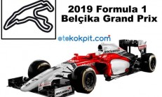 2019 Formula 1 Belçika Grand Prix Hangi Gün Saat Kaçta