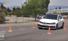 2019 Volkswagen Polo GTI Geyik Testi Yayınlandı