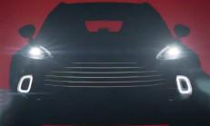 2020 Aston Martin DBX Ayak Sesleri Duyulmaya Başladı