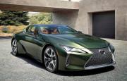 2020 Lexus LC 500 Inspiration Serisi Tanıtıldı