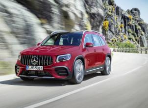 2020 Mercedes-AMG GLB35 4Matic Özellikleri ile Tanıtıldı