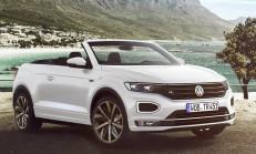 2020 Volkswagen T-Roc Cabriolet Özellikleriyle Tanıtıldı