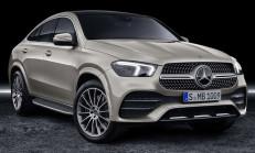 2020 Yeni Kasa Mercedes-Benz GLE Coupe (W167) Özellikleri ile Tanıtıldı