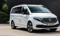 2020 Yeni Mercedes-Benz EQV Özellikleri ile Tanıtıldı