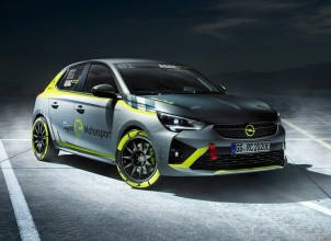 2020 Yeni Opel Corsa-e Rally Tanıtıldı