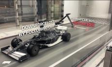 2021 İçin Güncellenen Formula 1 Aracı, Tünel Testine Girdi