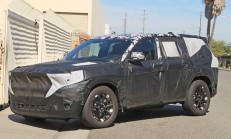 2021 Yeni Kasa Jeep Grand Cherokee (MK5) Görüntülendi