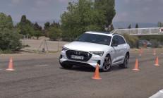 Audi e-tron Geyik Testi Yayınlandı