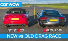 Hangisi Geçer? 2008 Audi R8 V8 – Yeni Audi TTS