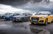 Hangisi Geçer? Audi SQ2 – Mercedes-AMG A35 – VW Golf R – Cupra Ateca