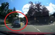 Hızını Kontrol Edemeyen Tır, Araçları Biçti