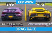 Hangisi Geçer? Lamborghini Aventador SV – Huracan Performante
