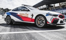"""MotoGP'nin Yeni Güvenlik Aracı """"BMW M8"""""""