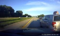 SUV Sürücüsünün Hatası Kazaya Neden Oldu
