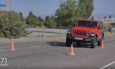 Yeni Jeep Wrangler Rubicon Geyik Testi Yayınlandı