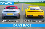 Hangisi Geçer? Yeni Porsche 911 – Boxster GTS