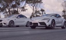 Hangisi Geçer? Yeni Toyota Supra – BMW M2 Competition