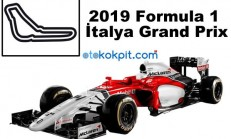 2019 Formula 1 İtalya Grand Prix Hangi Gün Saat Kaçta Olacak?