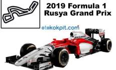 2019 Formula 1 Rusya Grand Prix Hangi Gün Saat Kaçta?