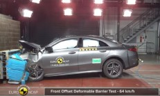 2019 Yeni Mercedes-Benz CLA Euro NCAP Sonuçları Açıklandı