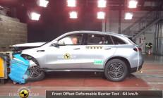 2019 Yeni Mercedes-Benz EQC Euro NCAP Sonuçları Açıklandı