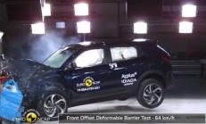 2019 Yeni SsangYong Korando Euro NCAP Sonuçları Açıklandı