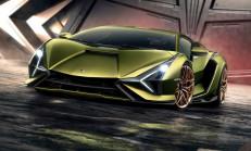 Hibrit 2020 Lamborghini Sian Teknik Özellikleri Açıklandı