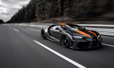 2021 Bugatti Chiron Super Sport 300+ Özellikleri ile Tanıtıldı