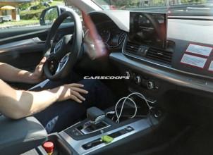 Makyajlı 2020 Audi Q5 Kokpiti Görüntülendi