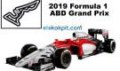 2019 Formula 1 ABD Grand Prix Hangi Gün Saat Kaçta?