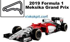 2019 Formula 1 Meksika Grand Prix Hangi Gün Saat Kaçta?